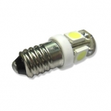 E10 Superflux 5Led