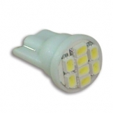 12V-T10-Superflux-8Led