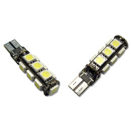 12V-T10 Canbus 13Led