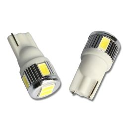 12V-T10 Superflux 6Led