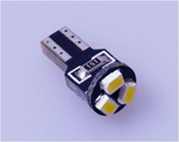 12V-T5 Superflux 3Led 2