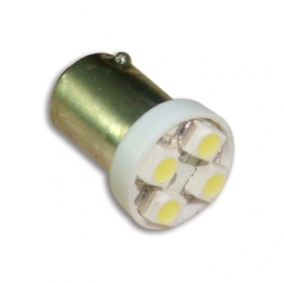 12V-Ba9s-Superflux-4Led